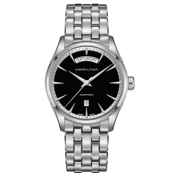 Hamilton Jazzmaster Automatic Black Dial Watch